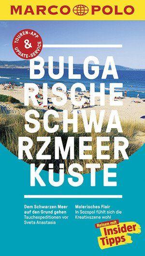 Bulgarische Schwarzmeerküste MARCO POLO Reiseführer