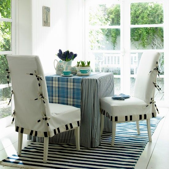 Best 25 fabric dining room chairs ideas on pinterest for Dining room fabric ideas