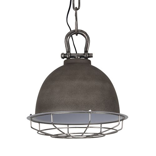 Collectione hanglamp Figaro 35 cm mat copper | Loods 5 | Collectione | Loods 5