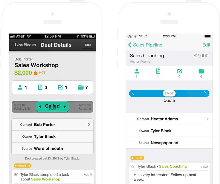 Base deals before and after iOS 7