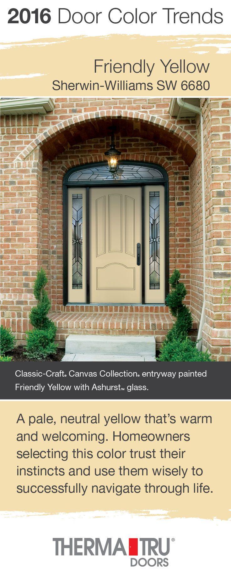 Entry Door Colors 13 best 2017 front door color trends images on pinterest | front