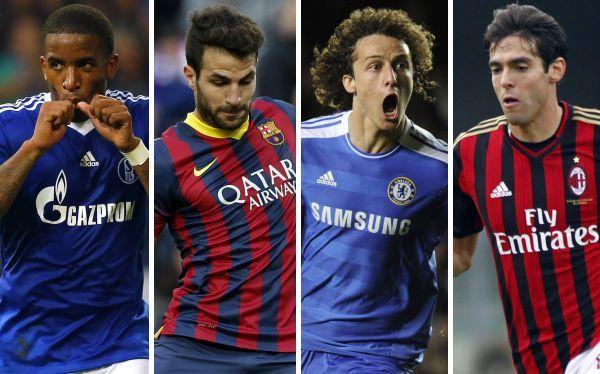 Grandes partidos en Europa. Champions League: resultados de hoy y programación de mañana