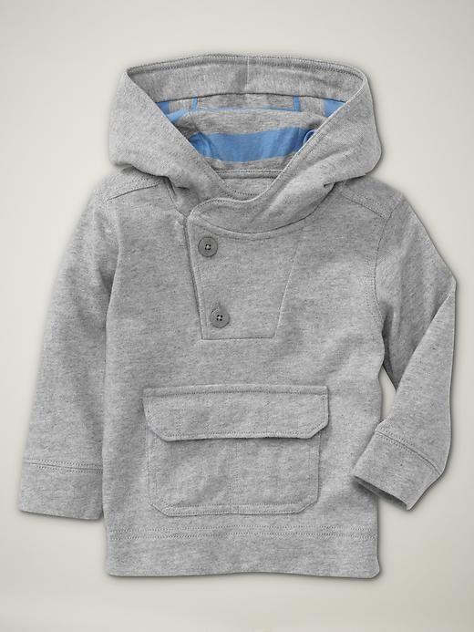 Gap | Knit pocket hoodie