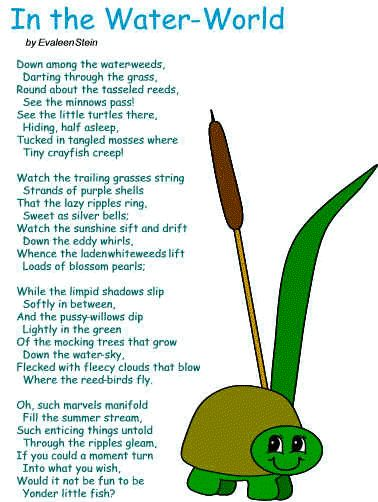 Worksheets Water Poems That Rhyme 25 best ideas about earth day poems on pinterest quotes and songs pinned by pediastaff visit http