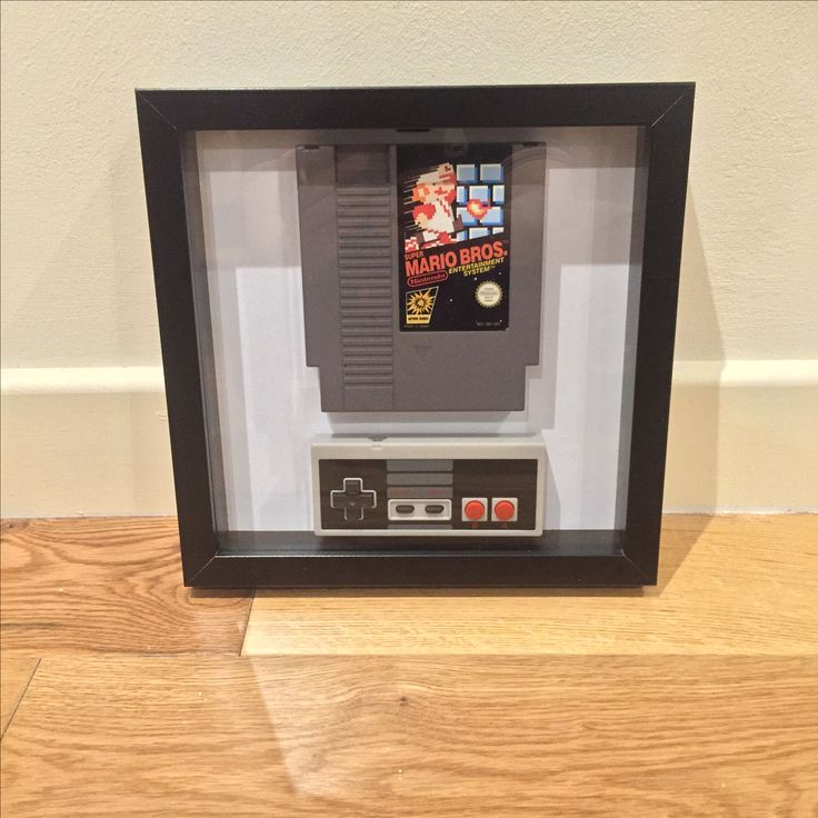 Nintendo NES Controller and Super Mario Bros NES Game Framed (Retro Gamer Art) £34.50 Get yours at etsy.com/uk/shop/BachPad #nes #nintendo #retrogaming #giftsforhim #xmaspresentideas #supermario #mario #mariobros #geekgift #gaming #retrogamegeeks #retrogamingaddiction #gamesyouloved #retrendogames #gaminglife #retro #bachpad #videogames #gamethieves #girlgamer