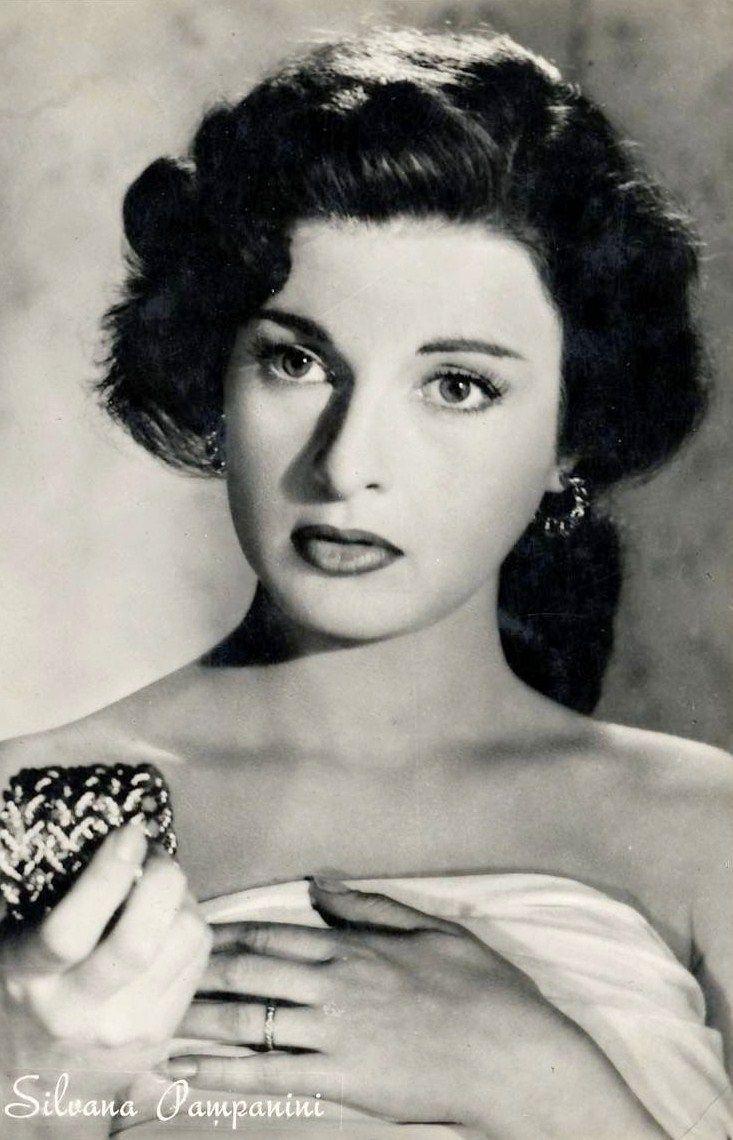 137 Best Silvana Pampanini Images On Pinterest Actresses