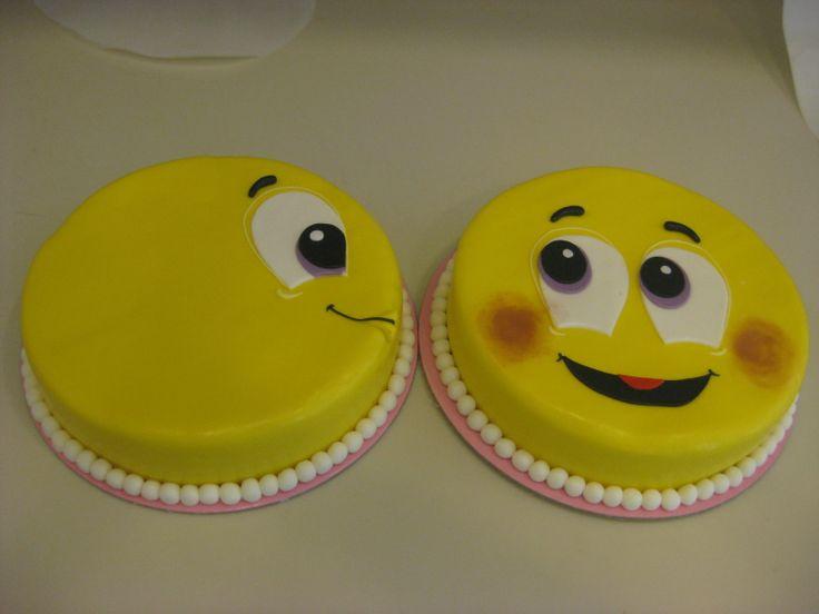Τούρτες Γενεθλίων - Smilies! #sugarela #TourtesGenethlion #smilies #BirthdayCakes