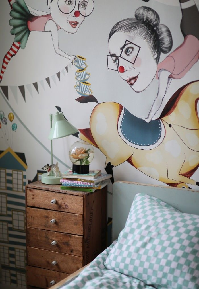 Happiness and Fun in a Kids' Room - Petit & Small