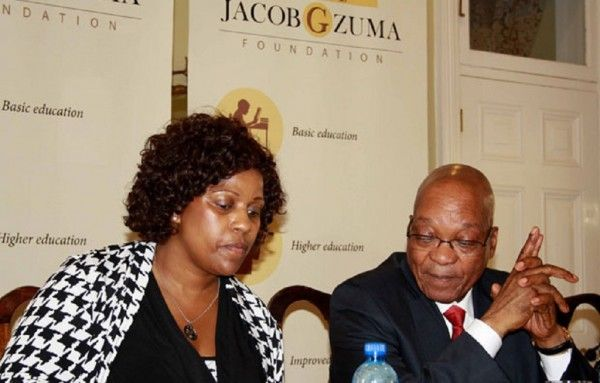 Zuma arrives in New York via South African Airways