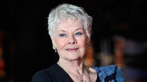 Judi Dench Named Recipient Of Santa Barbara Film Festival's Kirk Douglas Award Of Excellence