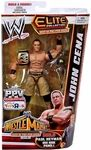Wrestle Mania XXVIIII John Cena Elite Collection Figure - Includes Paul Heyman Piece Manufacturer: Mattel Toys Series: Elite Collection Best of Pay Per View Release Date: October 2013 For ages: 4 and up UPC: 887961003871 Details (Description): The best of the WWE Pay-Per-View Elite collection features highly detailed action figures with authentic ring attire from some of the best Pay-Per-View matches in history! Figures offer more than 20 points of articulation with authentic detail and gear…