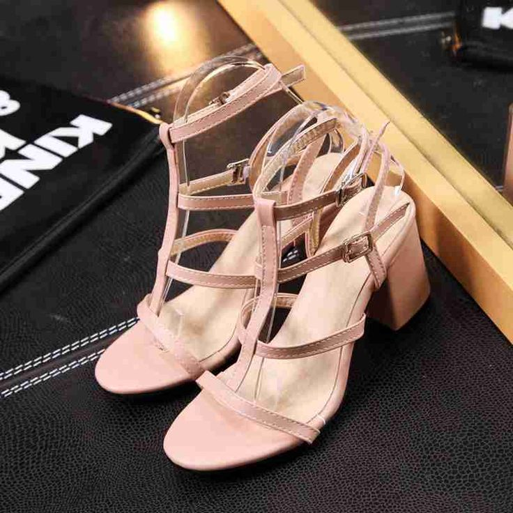 Plus Size34 46 2016 New Shoes Women Gladiator Sandals Designer Female High Heels Party Pumps Summer Office Sandals PS2257-in Women's Sandals from Shoes on Aliexpress.com | Alibaba Group