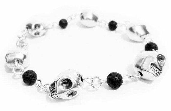 APOLLON men's beaded Bracelet-16017 by APOLLONmj on Etsy