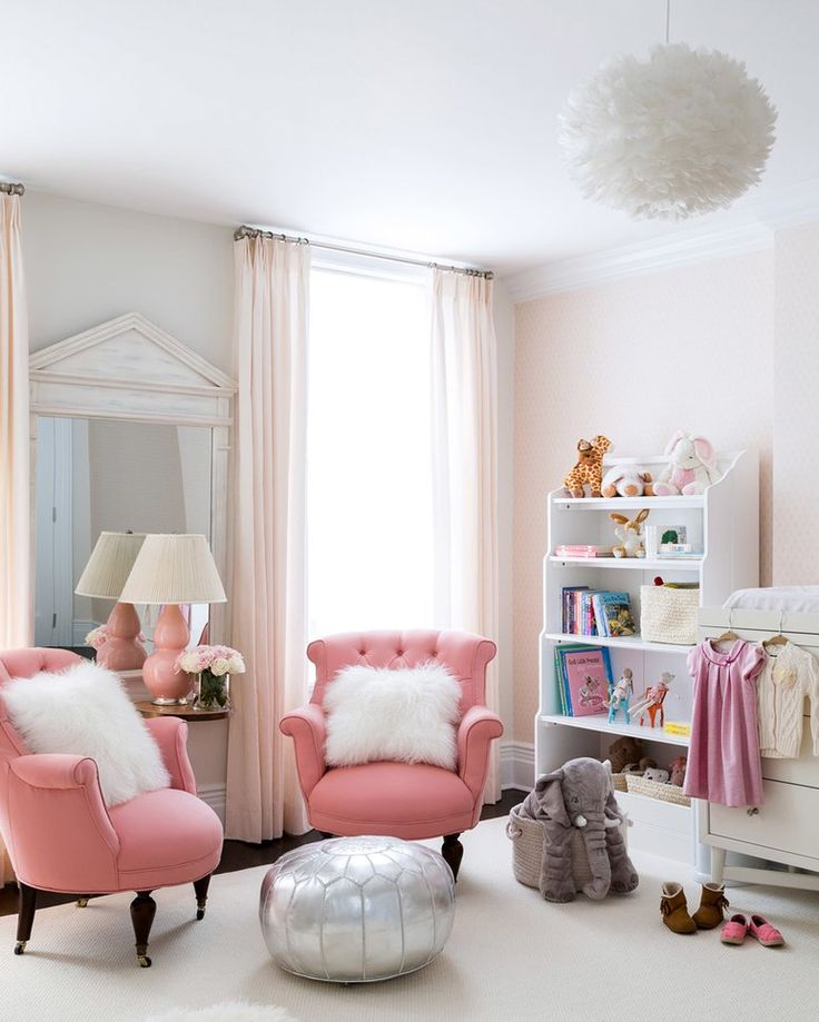 House Tour: A Polished Brooklyn Brownstone | Wayfair. Kids BedroomBedroom  IdeasBaby Girl RoomsBaby ... Part 71