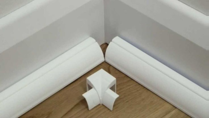 Love this idea | D Line Quadrant Trunking 22x22 Floor Cable Cover Wire Hiding for TV wires