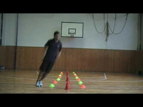 Agility drills - mety 1 - YouTube