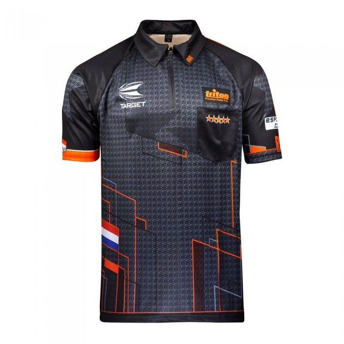 Target Raymond Van Barneveld Rvb Coolplay Darts Shirt 2019 34 95 Dart Shirts Sports Jersey Design Sports Fashion Men