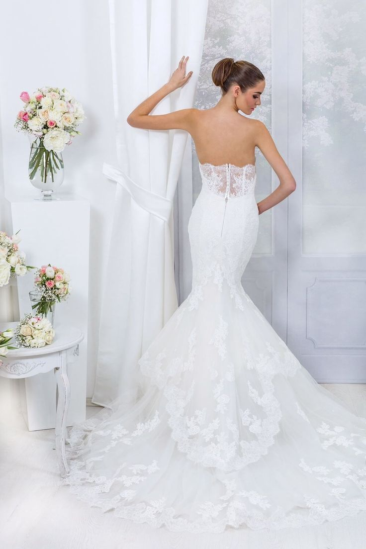 Stunning  best JIM HJELM images on Pinterest Wedding dressses Gown wedding and Bridal gowns