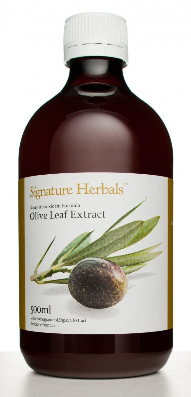 Olive Leaf Extract with Multiply Plus 500ml Extract Olive Leaf extract is an amazing nutritionally dense super- food. www.signatureherbals.com.au