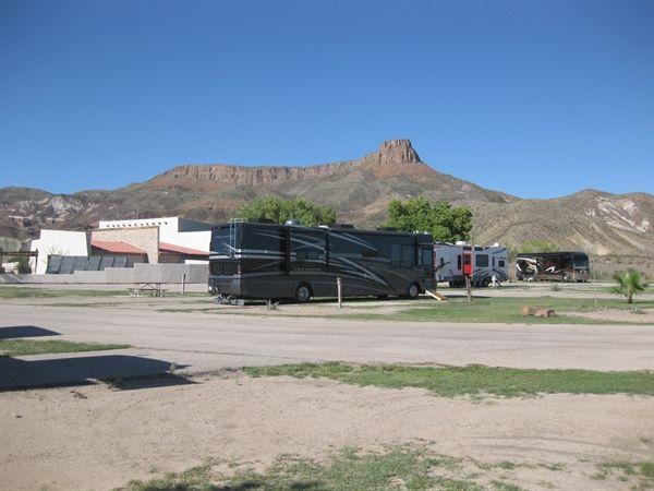 Maverick Ranch Rv Park In Lajitas Texas Love These