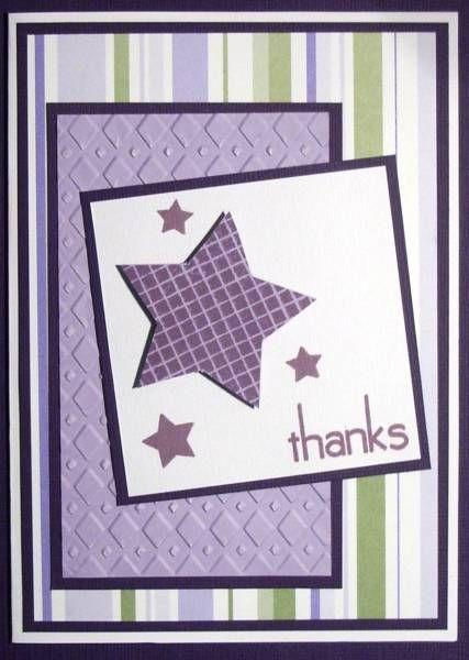 Purple thanks -I like this layout