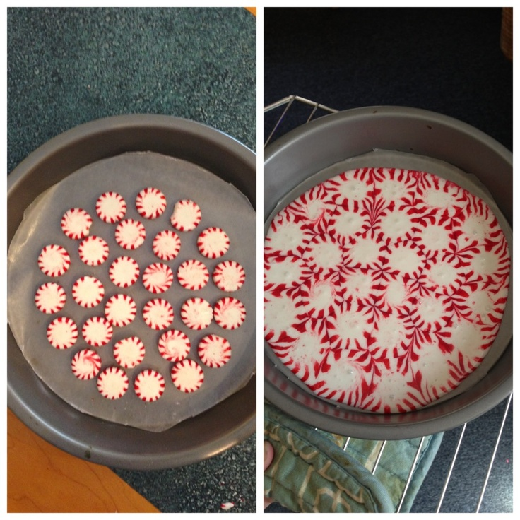 Melted Peppermint Candy Ornaments: 17 Best Images About Crafts Done On Pinterest