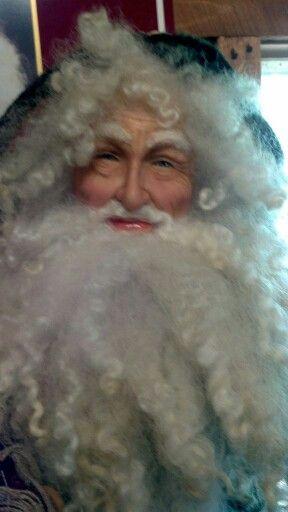 Polymer Backwoods Santa- artist???