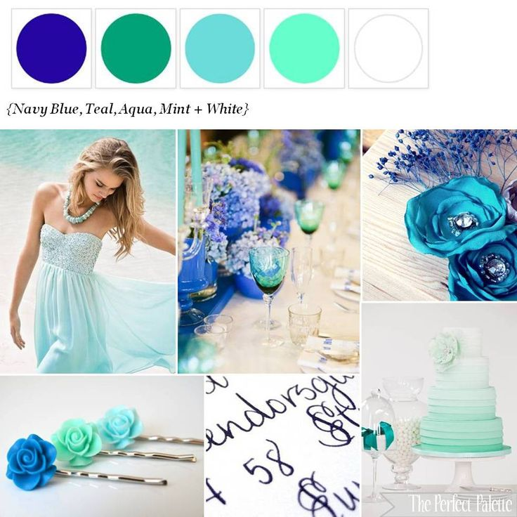 NEW! {Farewell, Summer}: A Palette of Ocean Blues! Today I thought I'd properly say farewell to Summer with this ocean inspired palette! What do you think of these colors? http://www.theperfectpalette.com/2012/09/farewell-summer-ocean-blues.html