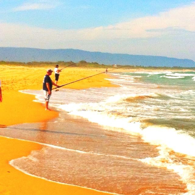 Puckey's Beach, North Wollongong