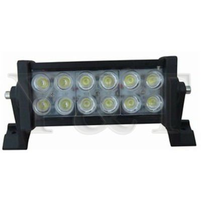 New 36W 7.5 inches single row offroad LED light bar car access