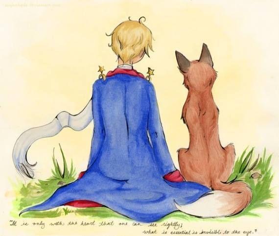 """""""A szeretet mindenekelőtt a csendben való figyelem.  Szeretni azt jelenti, hogy figyelsz.""""  - Antoine de Saint-Exupéry"""
