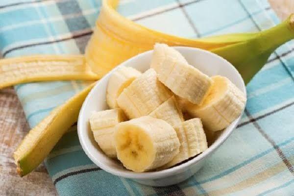 Para perder peso, yes, nós temos banana!