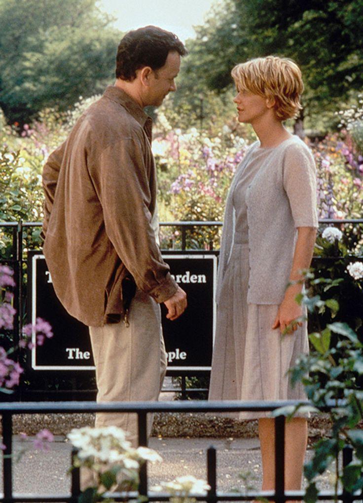 """You´ve Got Mail     (1998)                                   Kathleen para Joe: """"Eu quero-te nos bons e maus momentos."""""""