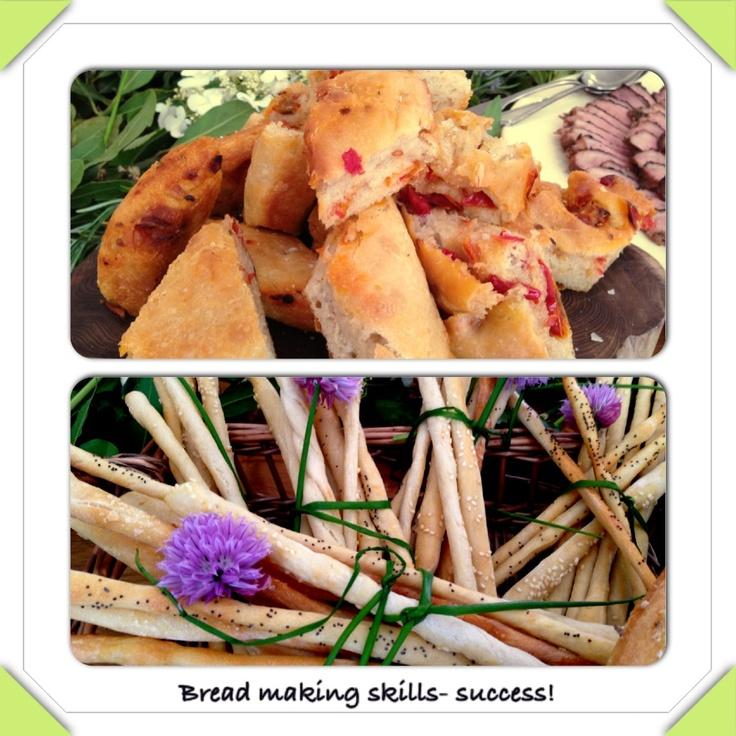 Bread skills...success!