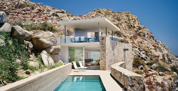 Casa Finisterra by Steven Harris Architects | HomeDSGN, a daily source for inspiration and fresh ideas on interior design and home decoration.
