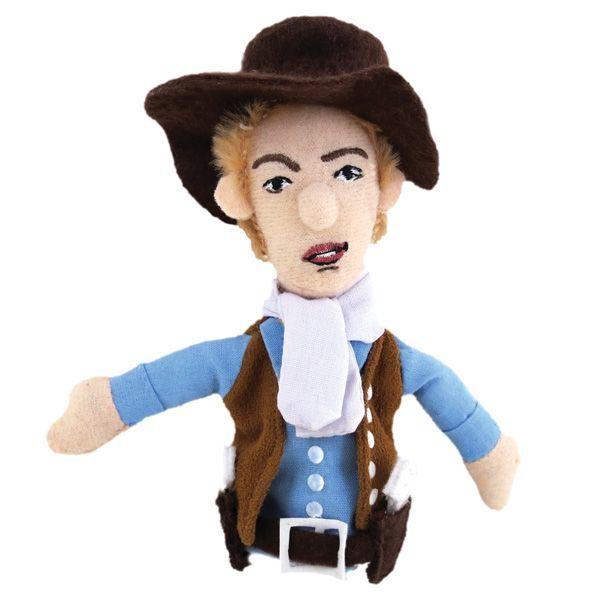 Billy the Kid Finger Puppet