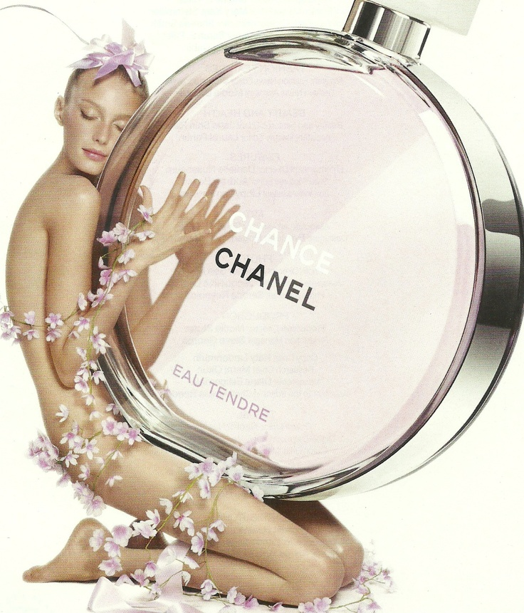 Chanel fragrance advert