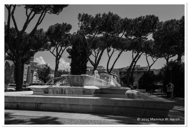 Le fontane di Piazza Garibaldi