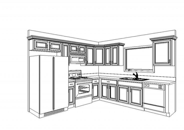 1000+ ideen zu cost of new kitchen auf pinterest   schränke, Hause ideen
