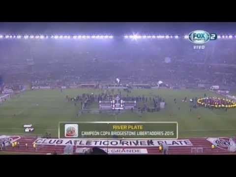 River Plate 3-0 Tigres Mex, Juego Completo, Final, Copa Libertadores, 05...