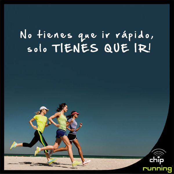 ¡#Corre! :) #motivación