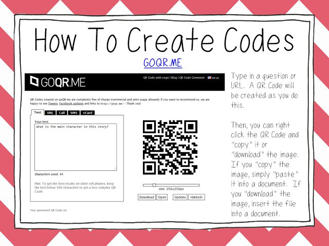 172 best qr code ideas images on pinterest listening centers primary junction using qr codes in the classroom part 1 what are qr fandeluxe Gallery