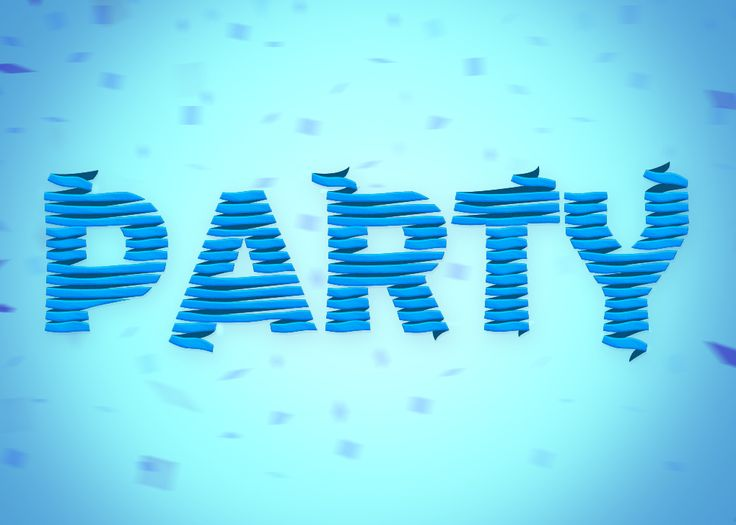 Party logotipo