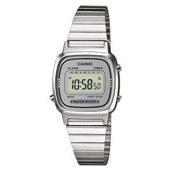 LA670WEA-7 Casio Retro - Casio Óra Webáruház - Casio órák, férfi karórák, női karórák - Minden, ami Casio!