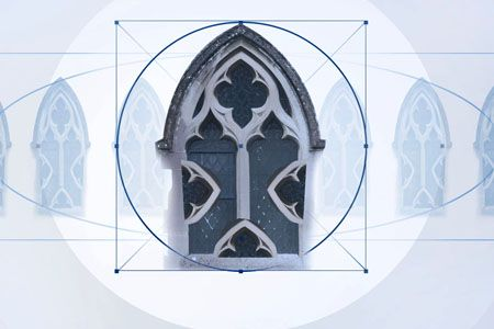 Free transform, as we saw in the previous video, can be a very precise tool.  In this video we'll be creating a room full of ornate windows - and use the power of smart objects and the free transform tool to save time.  Though this workflow might seem like 'cheating', modern illustrators take advantage of a wide array of uniquely-digital tools. ★ || CHARACTER DESIGN REFERENCES • Find us on www.facebook.com/CharacterDesignReferences and www.pinterest.com/characterdesigh || ★