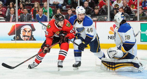 2014 NHL playoffs preview: St. Louis Blues vs. Chicago Blackhawks