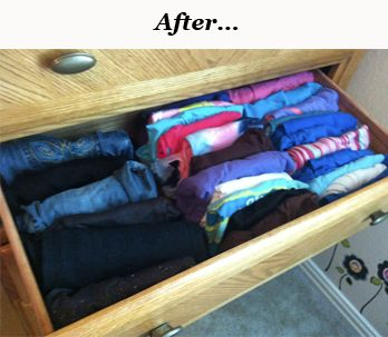 Kid Friendly Dresser Organization Tips!!! - The Repo Woman | The Repo Woman