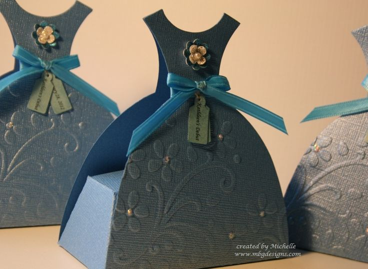 you could do a lot with this unusual dress box #packaging PD