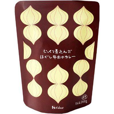 【LOHACO限定】じっくり煮込んだほぐし牛肉カレー(ハウス食品)