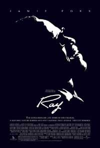 Ray is a 2004 biographical film focusing on 30 years of the life of rhythm and blues musician Ray Charles. The independently produced film was directed by Taylor Hackford and starred Jamie Foxx in the title role; Foxx received an Academy Award for Best Actor for his performance.